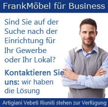 Möbel für Geschäft und Gewerbe