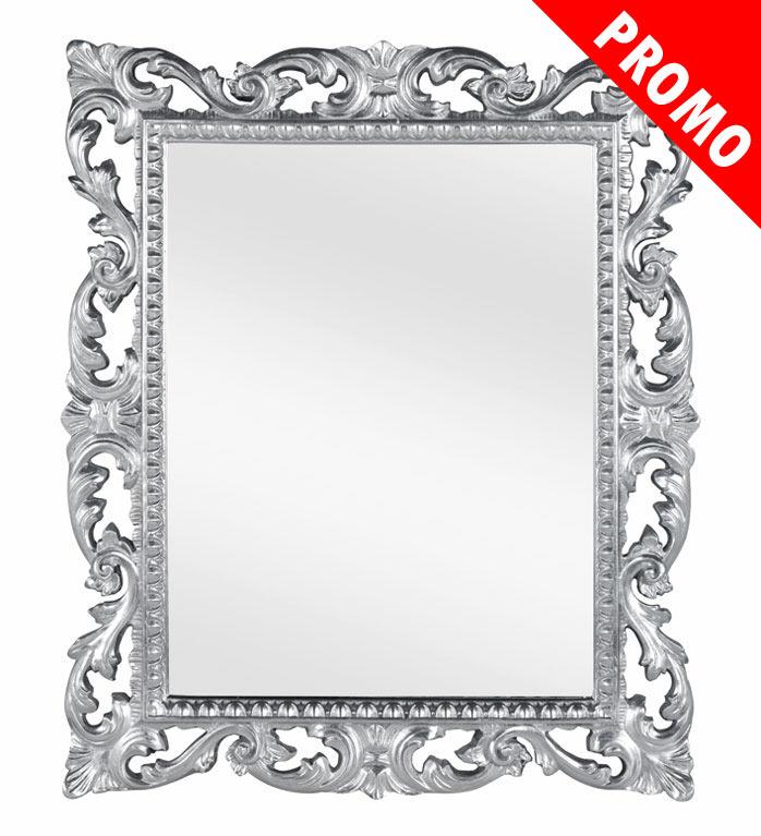 spiegel mit silberen rahmen classic 1 frank m bel. Black Bedroom Furniture Sets. Home Design Ideas
