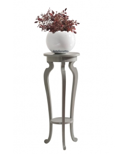Stehtisch Vasenständer mit Einlegeboden