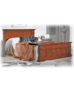 Doppelbett klassischer Stil