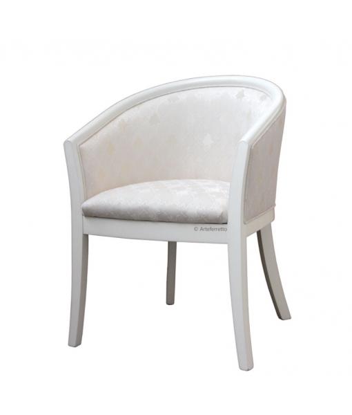 Kleiner Sessel im modernen Stil art. WD472P