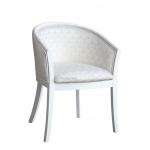 kleiner Sessel im modernen Stil
