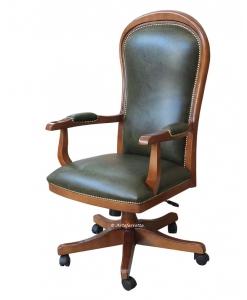 Bürosessel, Sessel drehbar