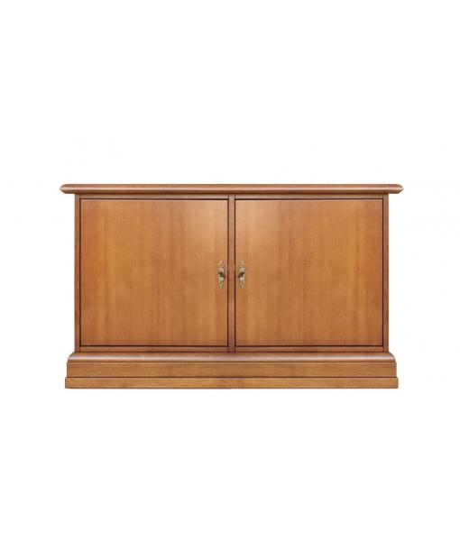 Niedrige Möbel niedriger schuhschrank aus holz mit 2 türen frank möbel