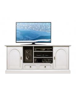 TV-Lowboard 160 cm, Lowboard TV lackiert