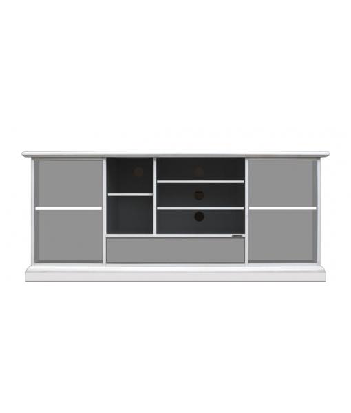 TV M0bel mit Türen und Schubladen