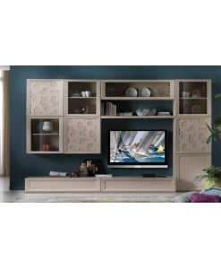 Wohnwand TV, Wohnwand Design