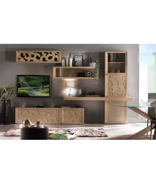 TV-Wohnwand art. DUBA-01
