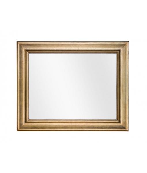 Rechteckiger Spiegel Goldrahmen, Art.-Nr. DB-505