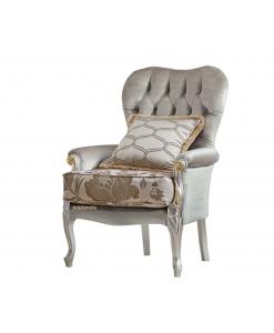 Sessel mit Sitzkissen