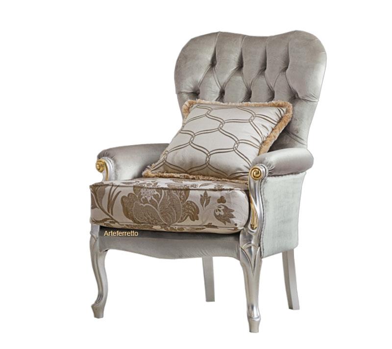 sessel mit sitzkissen coco frank m bel. Black Bedroom Furniture Sets. Home Design Ideas