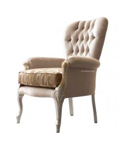 Sessel mit Sitzkissen, Art.-Nr. MS-B11