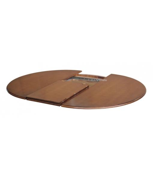 Zusatzplatte für runder oder ovaler Tisch