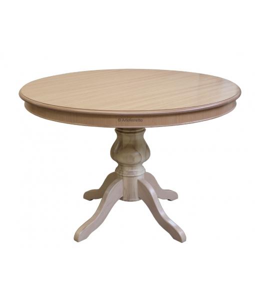 Runder Tisch in Naturfarbe, Art.-Nr. 446-120-NAT