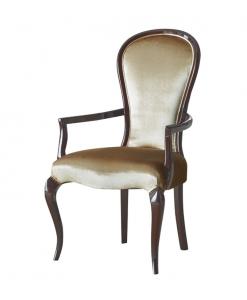 Armlehne klassisch-modern Stuhl