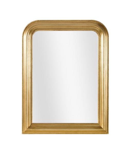 Klassischer Spiegel in Goldblatt, Art.-Nr. DB-774