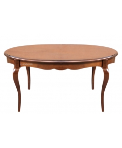 Tisch oval klassisch modern ausziehbar