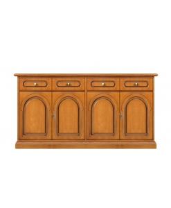 Anrichte Holz Küche