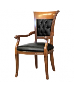 Stuhl Sessel mit Armlehne