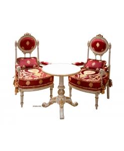 Sitzgruppe Wohnzimmer klassisch