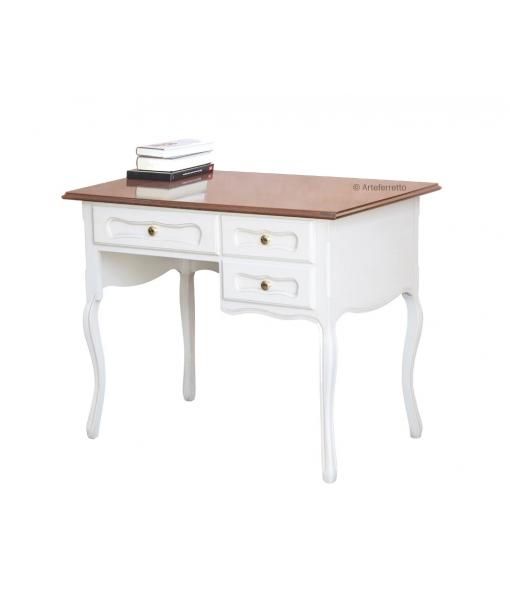 2 Farben Schreibtisch art. 648-BIC_styl