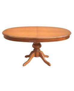 Ovaler Tisch, klassischer Tisch