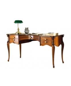 Holzschreibtisch, Schreibtisch Made in Italy