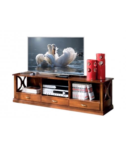 Niedriges TV Regal, Art.-Nr. B917-T