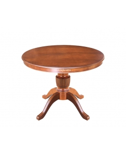 Runder Tisch, Tisch Rund aus Holz