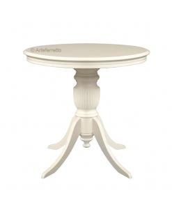 Lackierter Tisch Made in italy