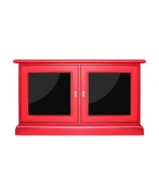 rote kleine Anrichte art. 3836-QPlex