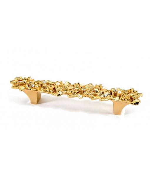 Griff Gold für Möbel art. FE-01-96-MO-19