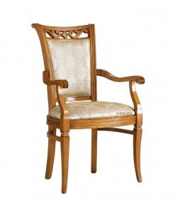 Klassischer Stuhl, Lehnstuhl