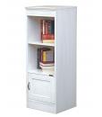 Bücherregal mit Tür, Art.-Nr. CN-127