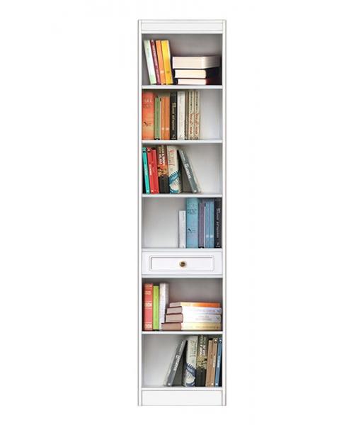 Bücherregal raumsparend