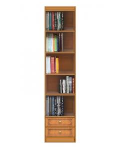 Bücherregal mit 2 Schubladen, Art.-Nr. EC-COM-M8