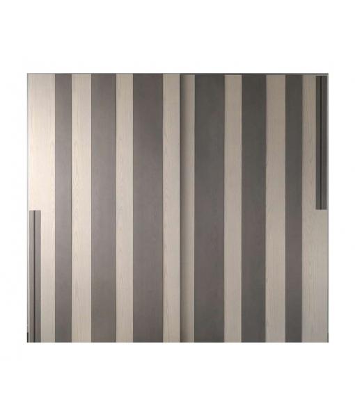 Kleiderschrank modern mit Schiebetüren, Art.-Nr. L3031-FS