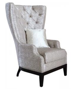 Sessel hohe Rücklehne