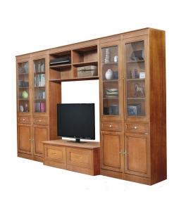 Klassische Wohnwand TV-Möbel