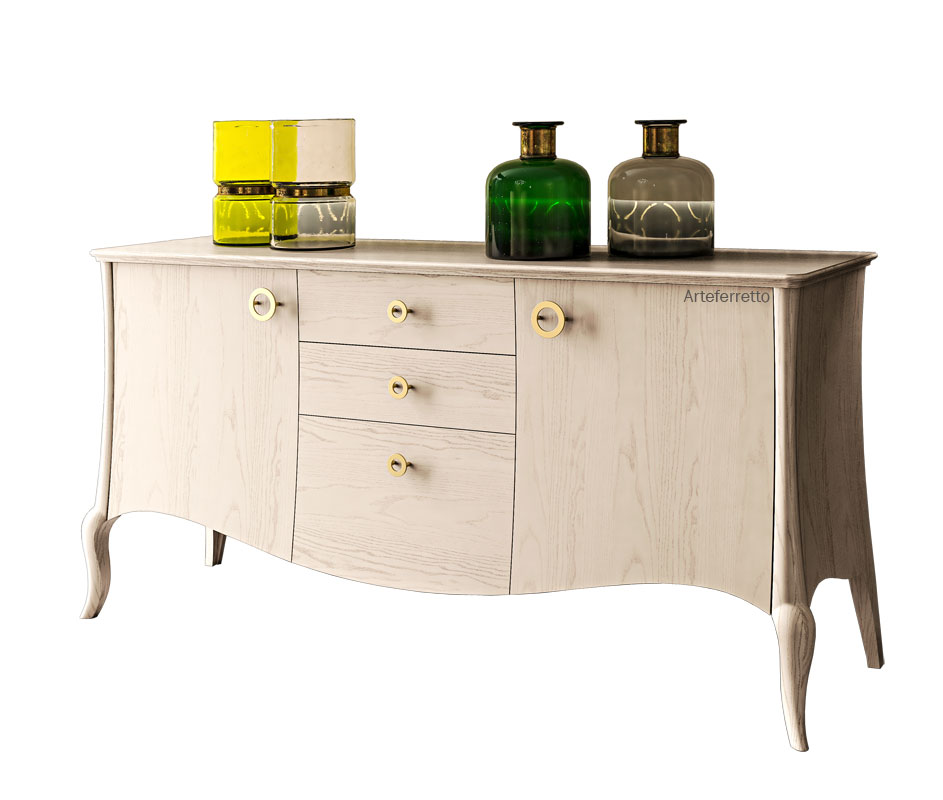 Sideboard Esszimmer Modern 190 Cm Original Wood Frank Mobel