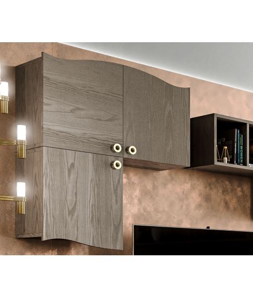 Wohnwand design modern