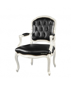Sessel mit breiter Sitzfläche