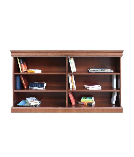 Bücherregal klassisch breit 157 cm, Art.-Nr. 194