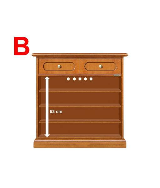 Option B - Schuhschrank