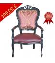 Schwarzer Sessel klassisch