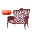 Klassisches Sofa, Sofa 2 Sitze