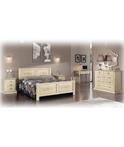 Schlafzimmer Antik Effekt