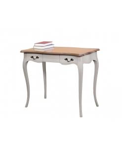 Schreibtisch 90 cm breit, Schrebtisch aus Holz