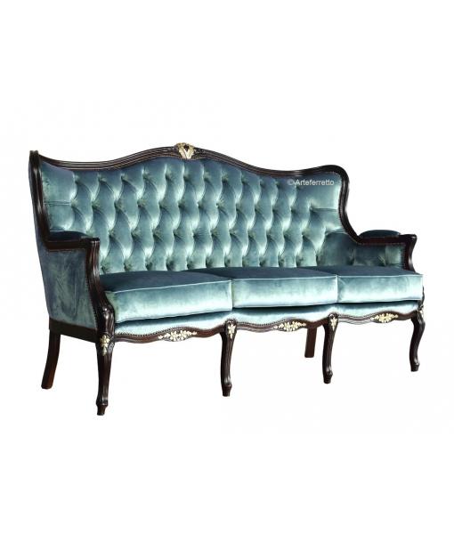 Klassisches Sofa 3-Sitzer