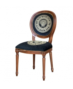 Eleganter Stuhl, Stuhl klassischer Stil